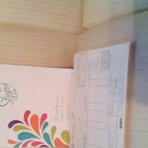 Large pack of Steeped Tea order forms